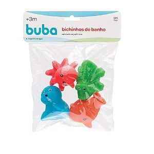 Bichinhos Para Banho Aquáticos, Buba, 3m+