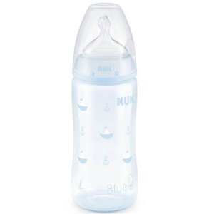 Mamadeira First Choice Blue 300ML, NUK