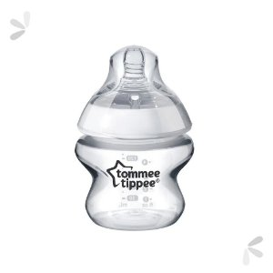 Mamadeira Closer To Nature 150ml 0m+ Tommee Tippee