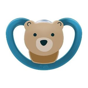 Chupeta Space Silicone Boy, NUK