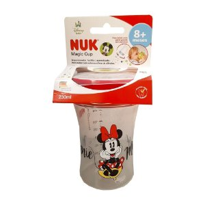 Copo Antivazamento Disney Magic Cup 230ml 360 Girl, NUK