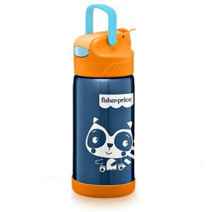 Copo Térmico Hot Cold Azul 400ml, Fisher Price