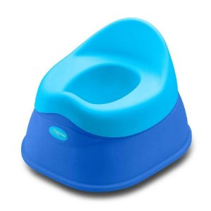 Troninho Infantil Azul +12M, Multikids