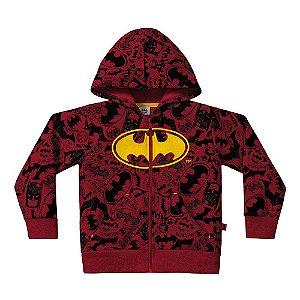 Casaco Batman Bordo Fakini