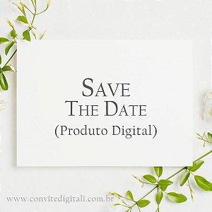 Save the Date - Arte Digital