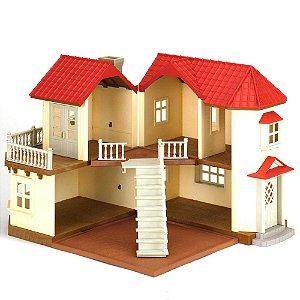Casa Da Cidade Com Luzes Sylvanian Families Ref.2753