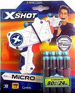 Lançador Dardos Micro X-Shot R.5510