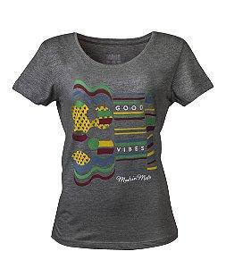 Camiseta Feminina Made In Mato