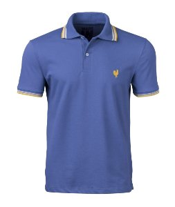 Camisa Polo Masculina - Branca - Point Personal 652b62cd571