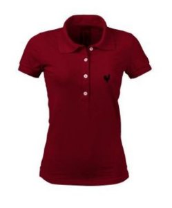Camisa Polo Masculina - Azul - Point Personal 2670c1a0ba0