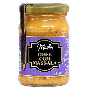 Ghee com Massala 150g | Madhu Ghee