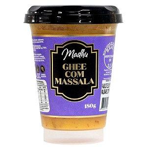 Ghee com Massala 180g | Madhu Ghee