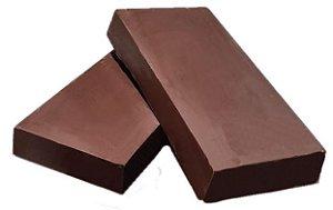 Barra Chocolate 70% Cacau Gobeche - Zero Açúcar/Sem Leite/Vegano - 1kg