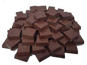 Tabletes Chocolate Ao Leite de Coco Gobeche - Vegano/Sem Glúten/Com Maltitol - 1 kg