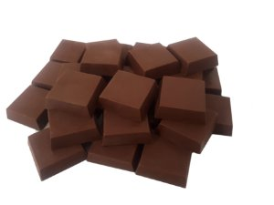 Tabletes Chocolate 70% Cacau Gobeche - Zero Açúcar/Sem Leite/Sem Glúten/Vegano  - 1 kg
