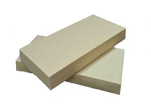 Barra Chocolate  Branco Ao Leite de Coco Gobeche - Com Eritritol /Sem glúten /Vegano -   1 kg