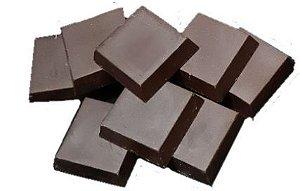 Tabletes Chocolate 54% Cacau Gobeche - Com Eritritol/Sem leite/ Sem glúten/ Vegano  -  1kg