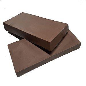 Barra Chocolate Puro 50% Cacau Sem Açúcar e Sem Adoçante - 1kg