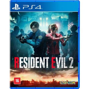 Resident Evil 2 Remake - PS4