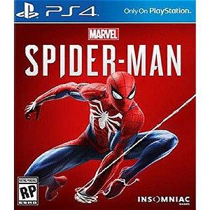Marvel's Spider Man (Homem-Aranha) - PS4