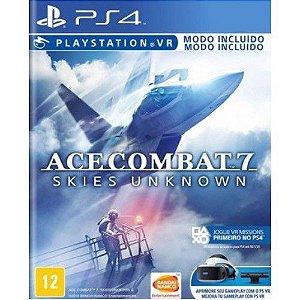 Ace Combat 7 - PS4