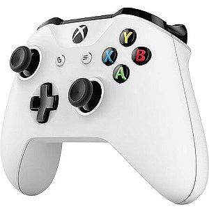 Controle para Xbox One s - cor preta - Original Microsoft (Com Bluetooth Entrada P2) OEM