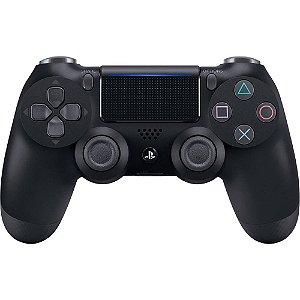 Controle para Playstation 4 - Dual Shok 4 Preto - Original Sony OEM