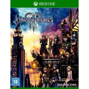 Kingdom Hearts 3- XBox One