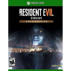 Resident Evil 7 Biohazard Gold Edition - XONE