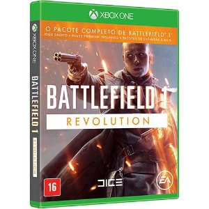Battlefield 1 Revolution - XONE