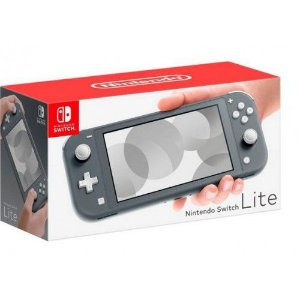 Nintendo Switch LITE - Cinza