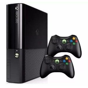 Xbox 360 - Microsoft - Ltu ou RGh com 2 controle + 1Brinde (desbloqueado)