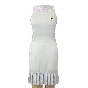 Vestido Fila Rainbow - Branco
