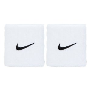 Munhequeira Nike Swoosh Perre-Poignets Branca