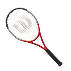 Raquete de Tenis Clash 100 Reverse Prata Laranja L3