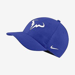 Boné Nike Rafa Aerobill H86 - Azul