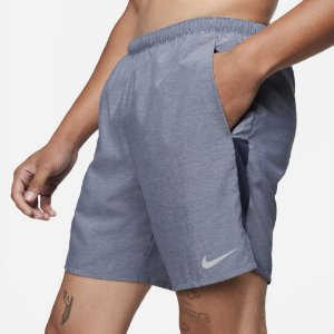 Shorts Nike Challenger 7BF - Cinza
