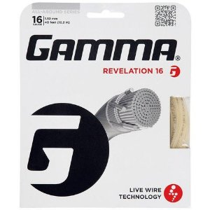 Corda Gamma Revelation 16l Natural 1,32 Set 12m