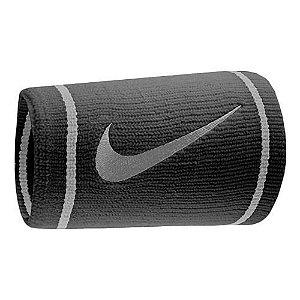 Munhequeira Nike Grande Dri-fit Doublewide Wristband 2 Unid.