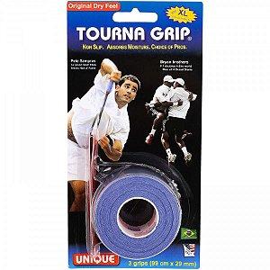 Overgrip Tourna Grip Original Rolo com 3 peças