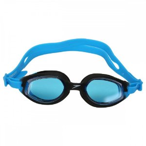 Oculos de Natação Preto/Azul Smart Speedo