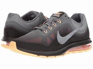 Tênis Nike Air Max Dynasty 2 Feminino - Cinza e Preto