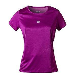 Camiseta Wilson Core Feminino