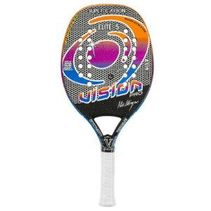 Raquete de Beach Tennis Vision Super Carbon Elite 5
