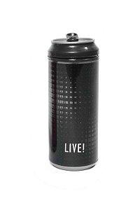 Squeeze Live Can Preto 473 - ML