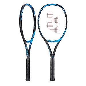 Raquete De Tenis Yonex Ezone 98 - Preto e Azul