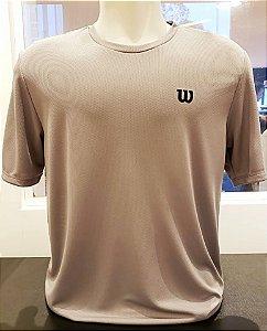 Camiseta Wilson Training Vl Cinza - Masculino