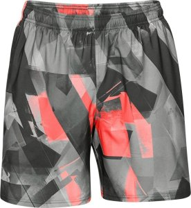 Shorts Under Armour Launch SW Printed 7'' Masculino