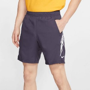 "Shorts NikeCourt Dri-Fit 9"" Preto"