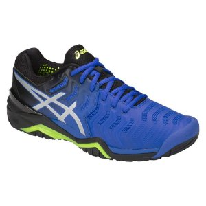 Tênis Asics Gel Resolution 7 Azul Royal